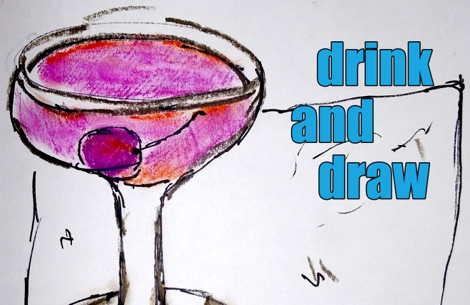 #drinkdraw #mocktails #cocktails